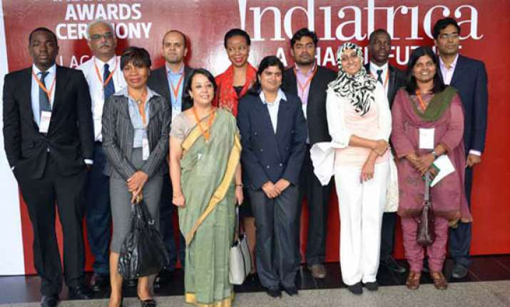 10 indian teams win indiafrica business venture competition