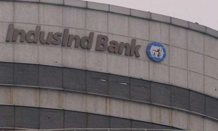 indusind bank q4 net profit up 29 at rs 396 cr