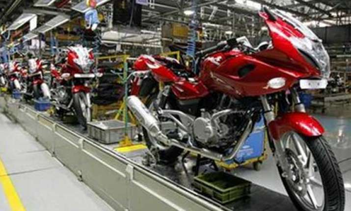 industrial production in september slips into negative zone
