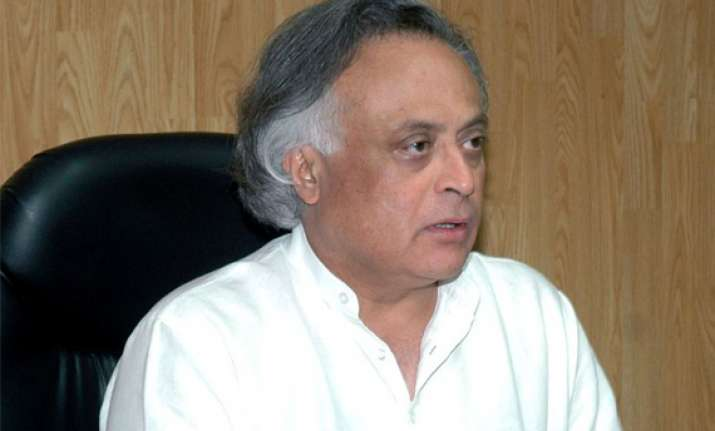 industry s fear on land bill exaggerated says jairam ramesh