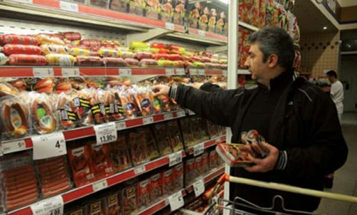 inflation to fall to 6 by march 2012 goldman sachs