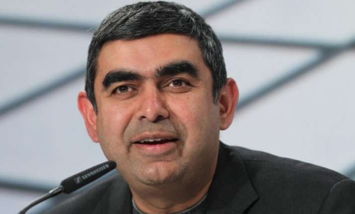 infosys vishal sikka is highest paid it ceo to get annual