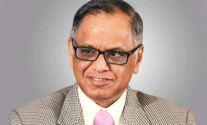infosys diluted focus on meritocracy accountability murthy