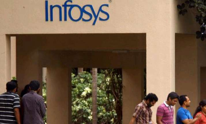 infosys gives 6 7 per cent wage hike to employees