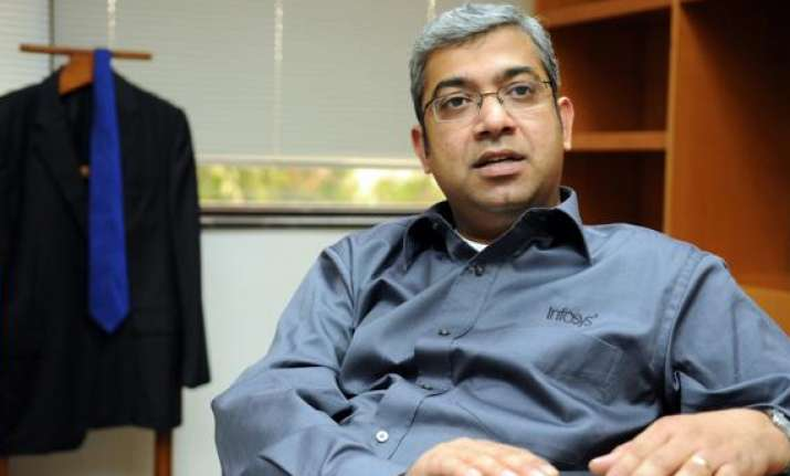 infosys highest paid indian executive ashok vemuri quits