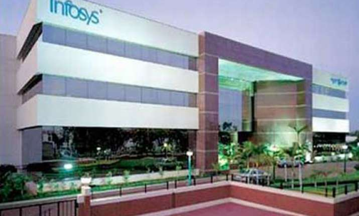 infosys unveils central processing centre for tds