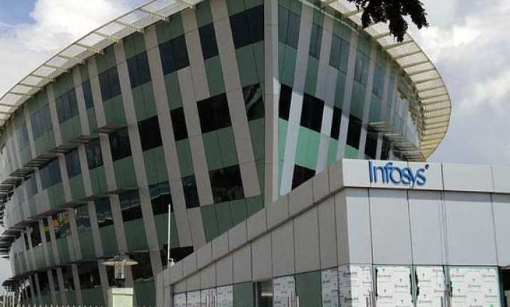 infosys shifting to nyse paris london listing likely