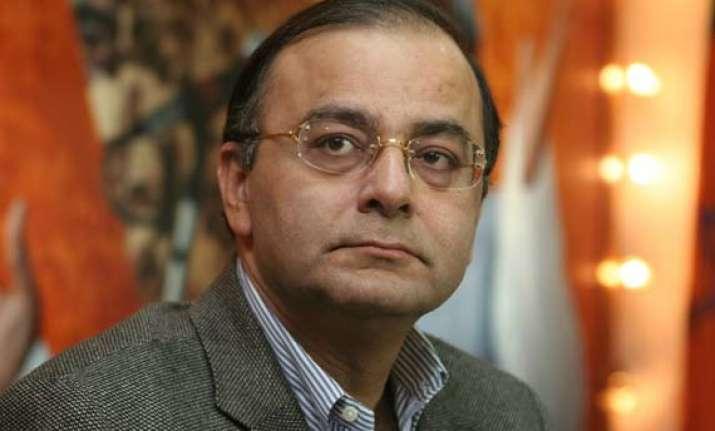 insurance bill finance minister arun jaitley hopeful of