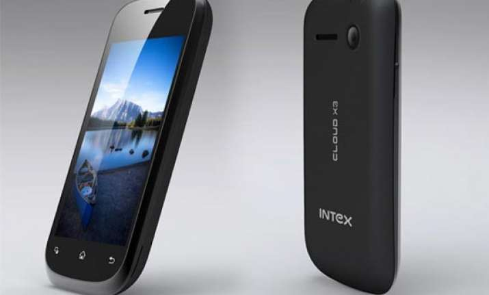 intex cloud x3 pictures and details