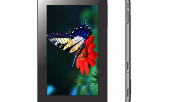 intex launches i buddy connect ii 3g tablet for rs 7 500