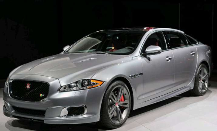 jaguar land rover launches locally produced jaguar xj at rs