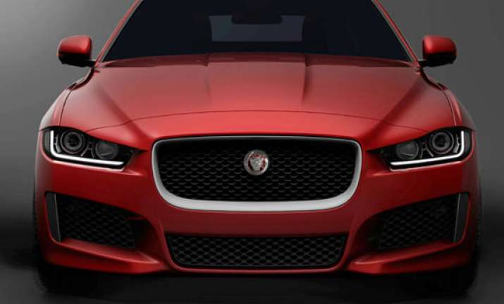 jaguar xe to get engine from f type