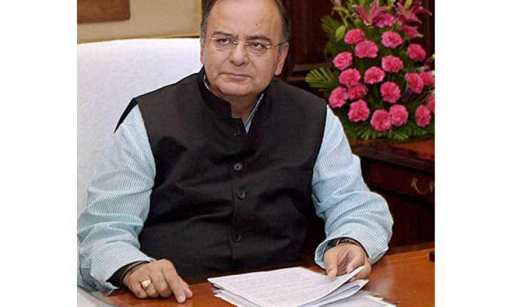jaitley announces new schemes for disabled