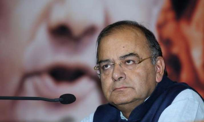 jaitley may unveil reforms incentives to spur growth