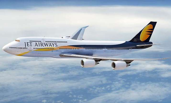 jet airways launches tickets through cell phones