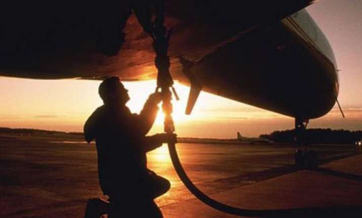 jet fuel prices cut marginally