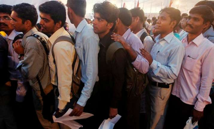 job creation by corporate india hits three year low