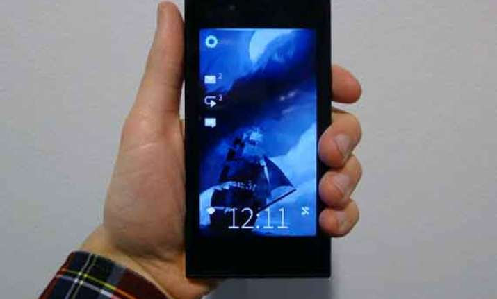 jolla smartphone with sailfish os coming to india next month
