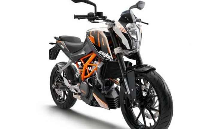 ktm 390 duke pictures specifications out