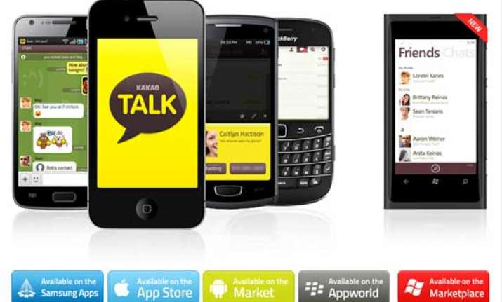kakao talk to launch online music and electronic book shop