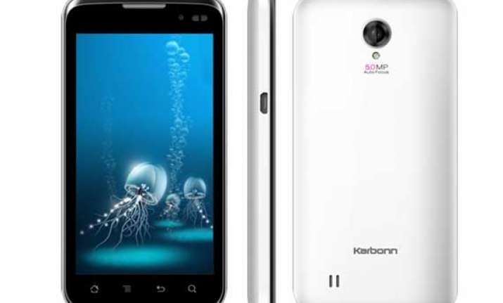 karbonn ties up with vodafone for data plans on karbonn