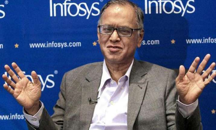 karnataka assures murthy of support to it industry