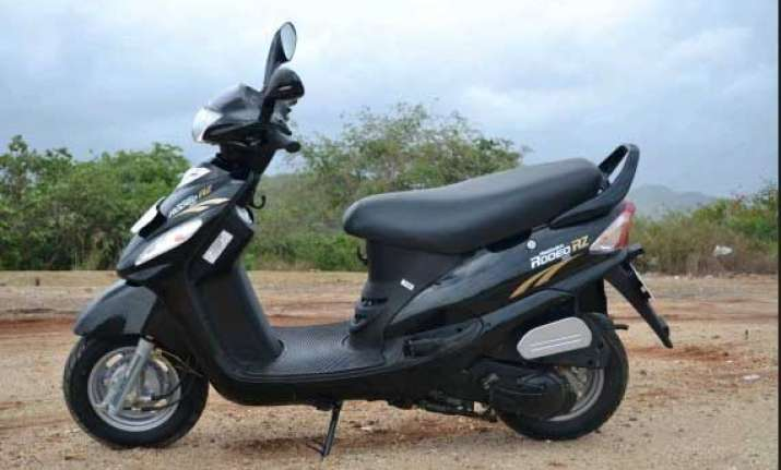 kinetic sells its stake in mahindra two wheelers