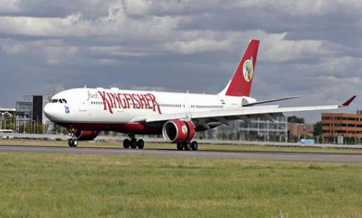 kingfisher q2 loss widens to rs 468.66 cr