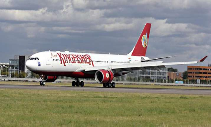 kingfisher says making alternative arrangements for booking