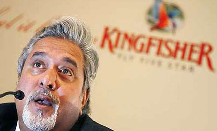 kingfisher seeks funds interest concession from banks