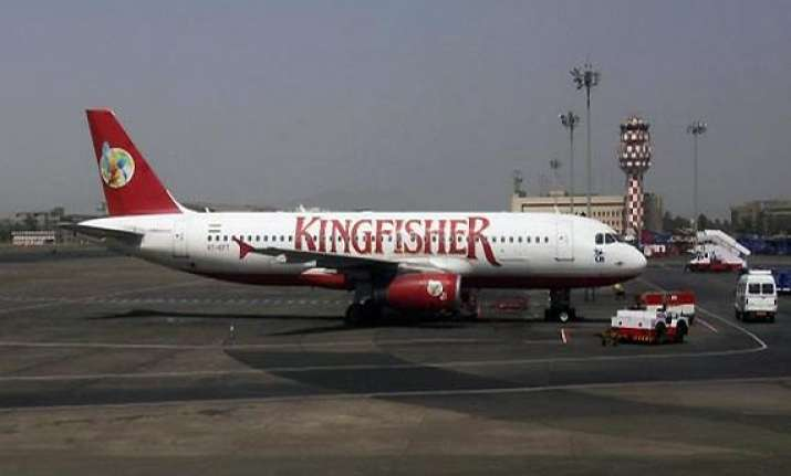 kingfishers to suspend all international flights from march