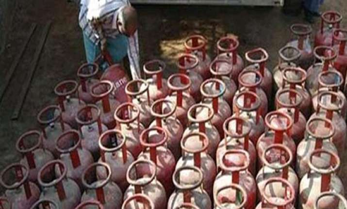 lpg cylinder prices may go up by rs. 5 every month report