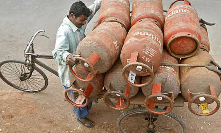 lpg price hiked by rs 16.50 per cylinder atf by 0.6