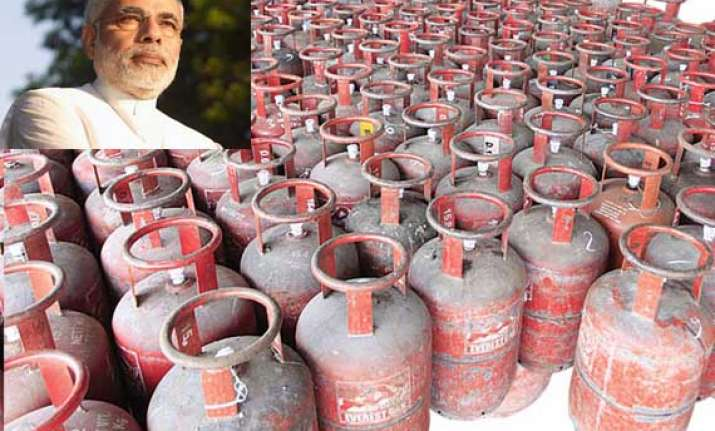 lpg cylinder to get costlier by rs 5 10 every month