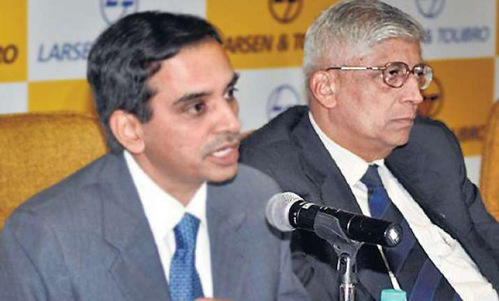l t appoints venkataraman as ceo md naik to remain chairman