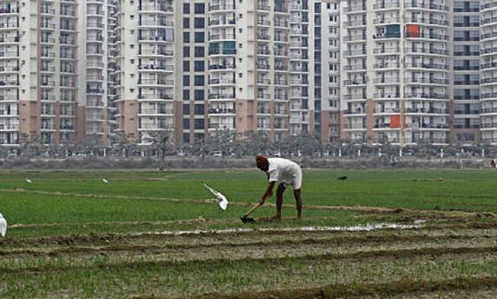 land bill property prices to rise acquisition to take time