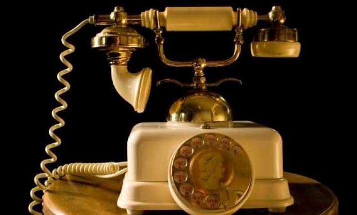 landline subscribers shrank 0.59 percent in january