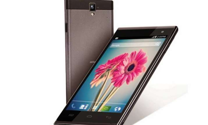 lava iris 504q with quad core processor launched for rs 13