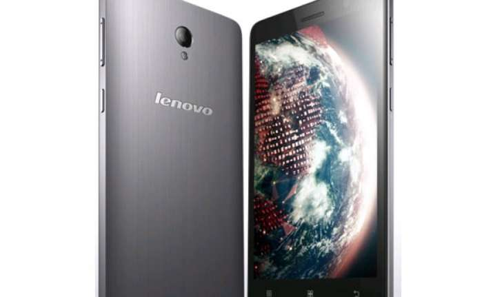 lenovo s860 with a massive 4000mah battery launched at rs