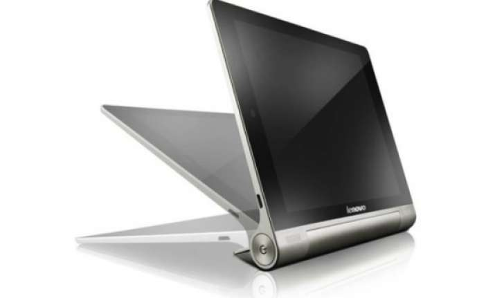 lenovo unveils 8 inch 10 inch quad core android tablet yoga