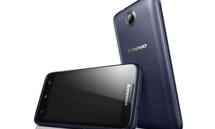 lenovo launches a526 a quad core smartphone for rs 9 499