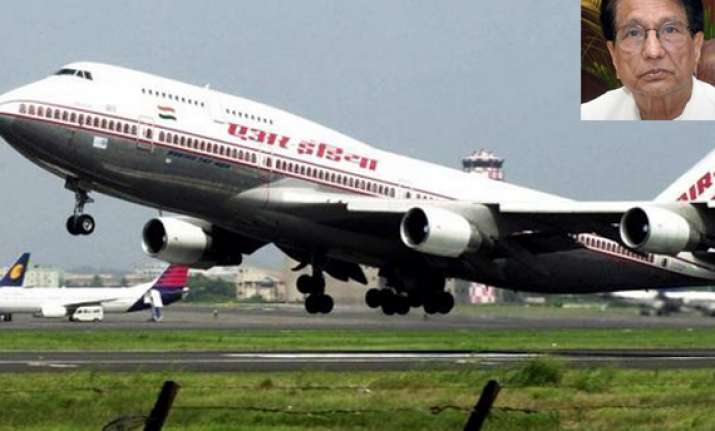 loans taken by air india now stand at rs. 47 226 crore