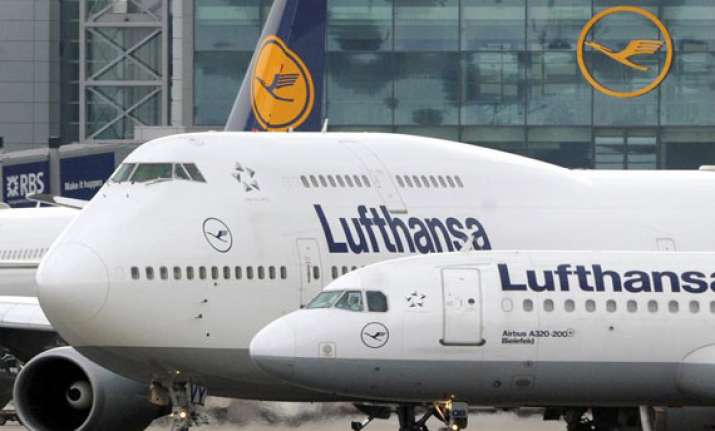 lufthansa wants to fly super jumbo a380s in india seeks nod