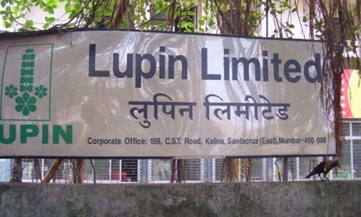 lupin q1 profit up 56 at rs. 624.7 cr on higher us india