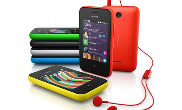 mwc 2014 nokia announces low cost asha 220 and asha 230
