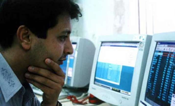 m cap of top six cos down by rs 15 825 cr ongc biggest loser
