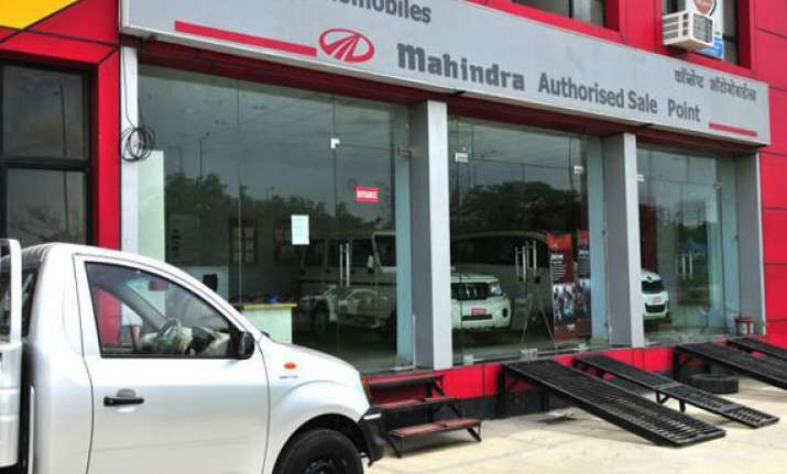 mahindra q3 profit rise to 9.3