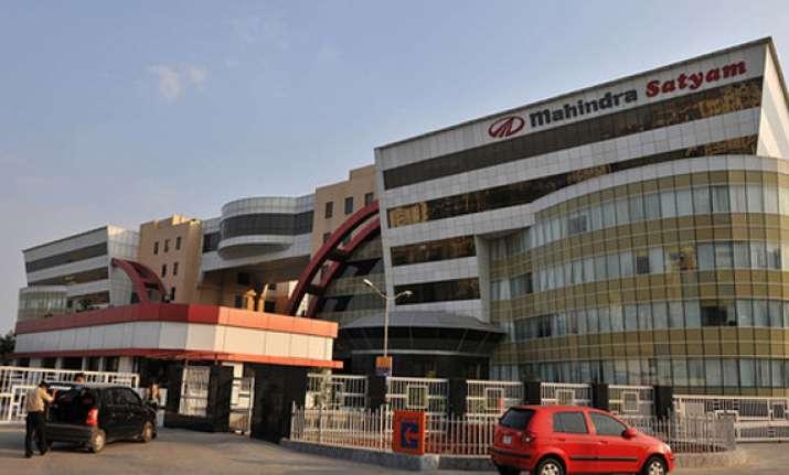 mahindra satyam bags bridgestone europe contract