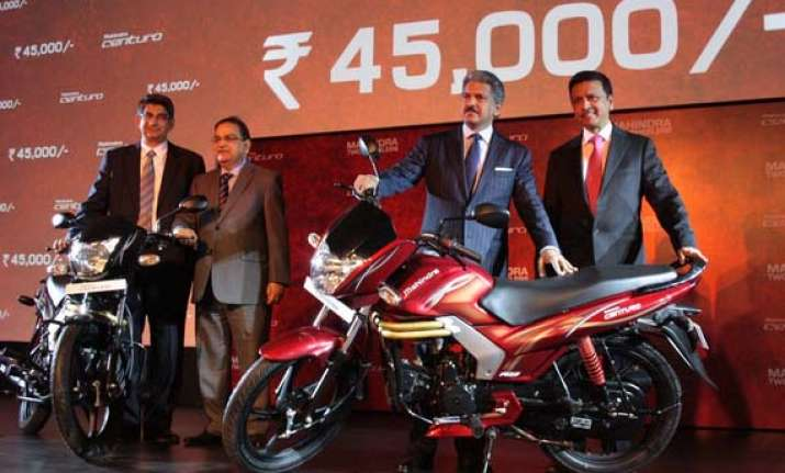 mahindra two wheelers posts 46 rise in july sales