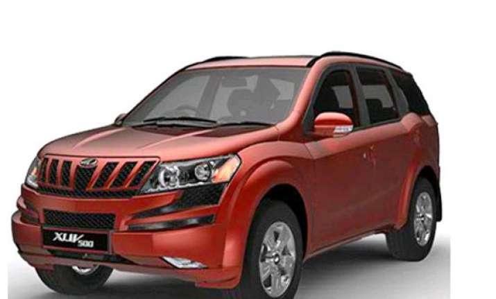 mahindra s february sales down 12 percent